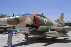 A-4F SKYHAWK-IAF