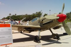 AVIA S-199 Mezek-IAF Museum