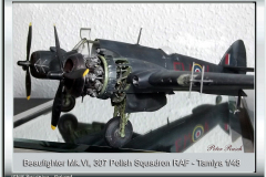 Beaufighter Mk.VI TAMIYA 1/48
