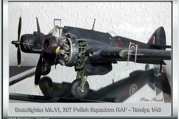 Beaufighter Mk.VI TAMIYA 1/48