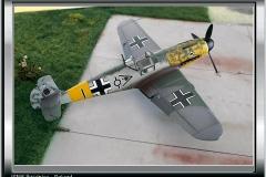 Bf-109F III/ JG-53
