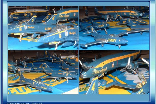 Blue Angels collection