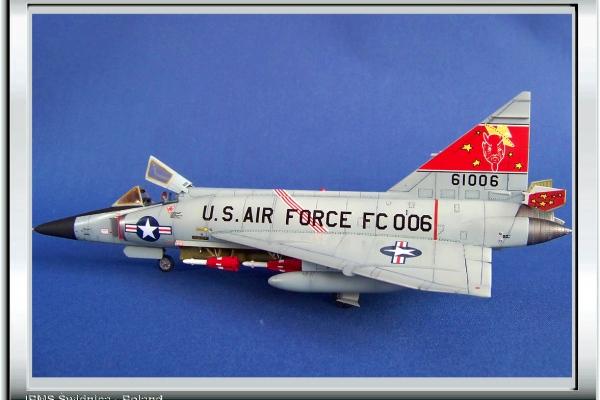 Convair F-102A DELTA DAGGER