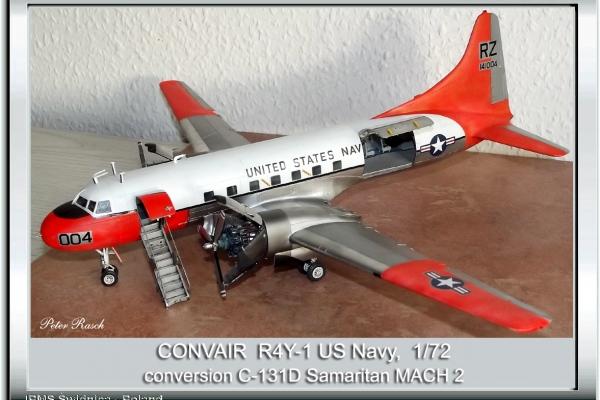 CONVAIR R4Y-1 US.NAVY
