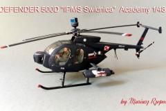 """DEFENDER 500D \""""IPMS Swidnica\"""""""