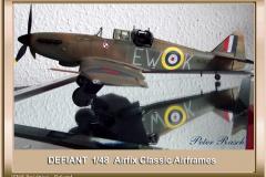 DEFIANT 1/48 AIRFIX