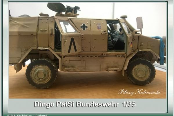DINGO PatSi Bundeswehr