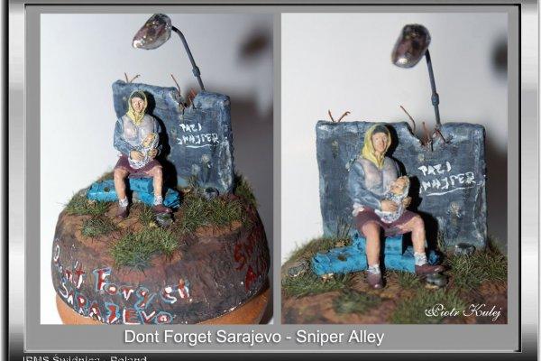 Don't forget Sarajevo