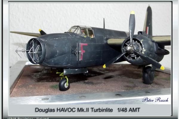 Douglas HAVOC Mk.II Turbinlite