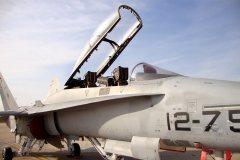 F-18A Hornet (C.15)-Ejercito del Aire-fot.D.Jakubczak