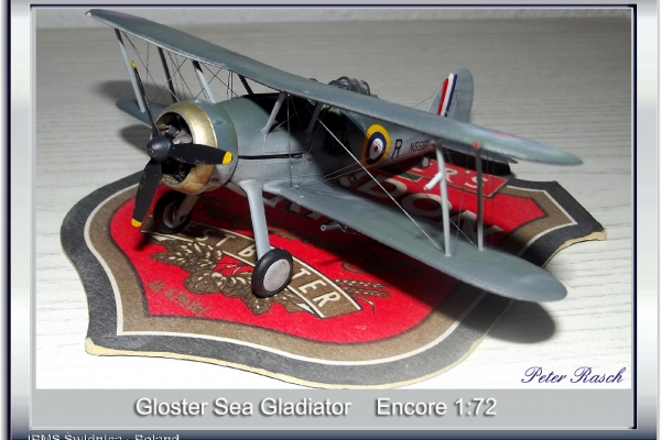 Gloster Sea Gladiator