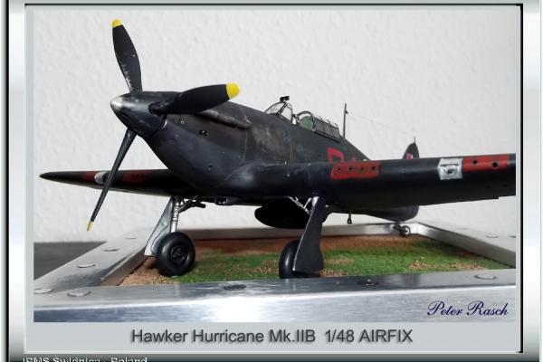 Hawker HURRICANE Mk.IIB