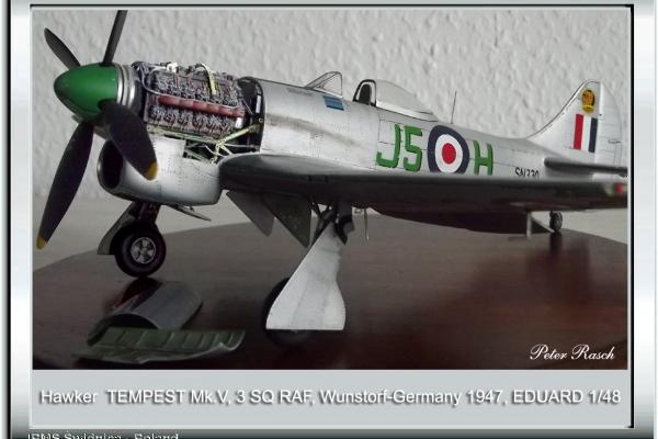 Hawker TEMPEST Mk.V