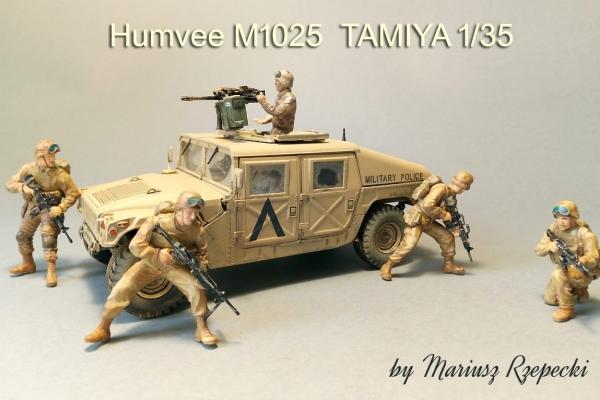 Humvee M1025