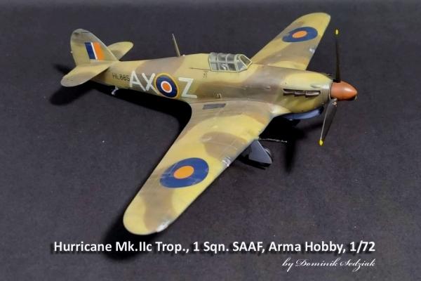 Hurricane Mk.IIc Trop.