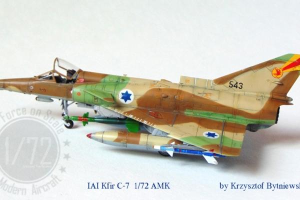 IAI Kfir C-7