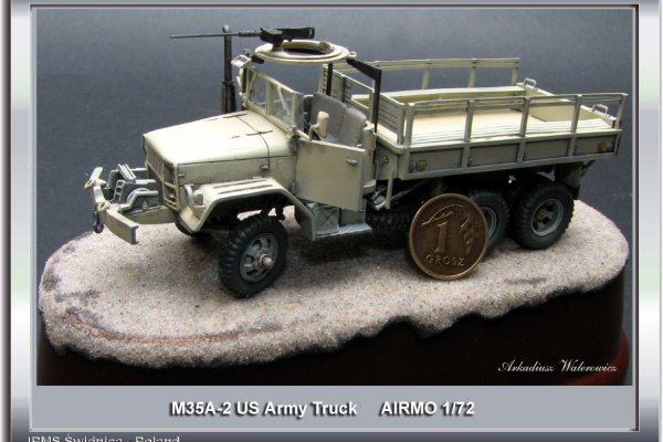 M-35A2 US Army Truck