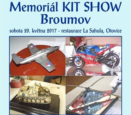Memorial kit show broumov 2017