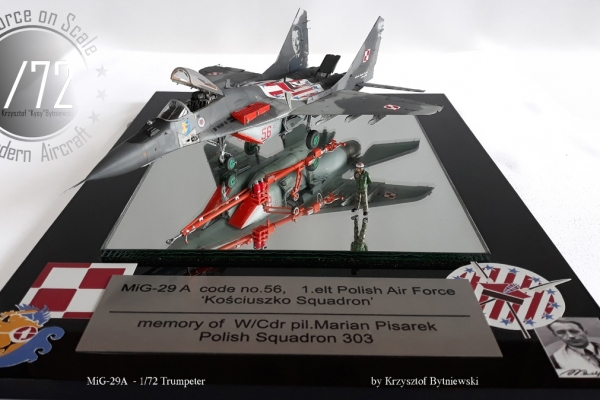 MiG-29A 1/72 Trumpeter