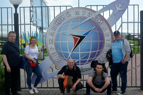 Muzeum Lotnictwa w Kijowie