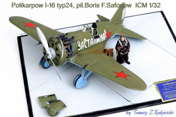 Polikarpow I-16 typ24
