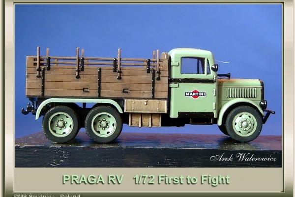 Praga RV