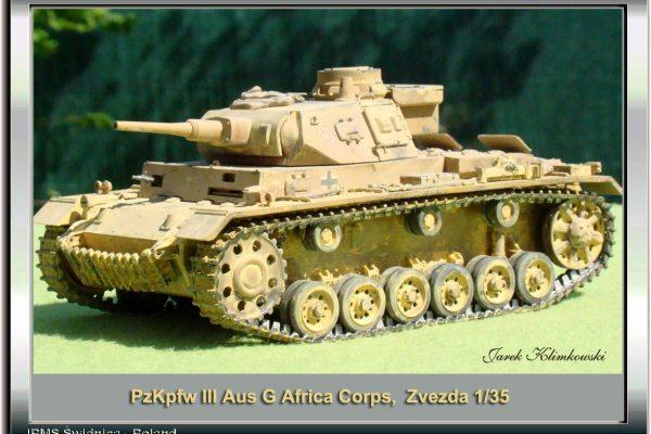 PzKpfw III Aus G