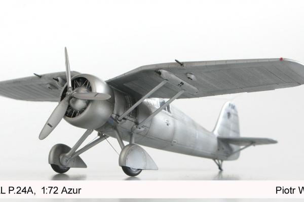 PZL P.24A