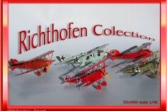 samoloty Richthofena 1/48