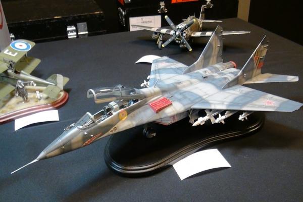 SMC' 2016 - aircrafts