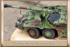 SPG DANA 152mm