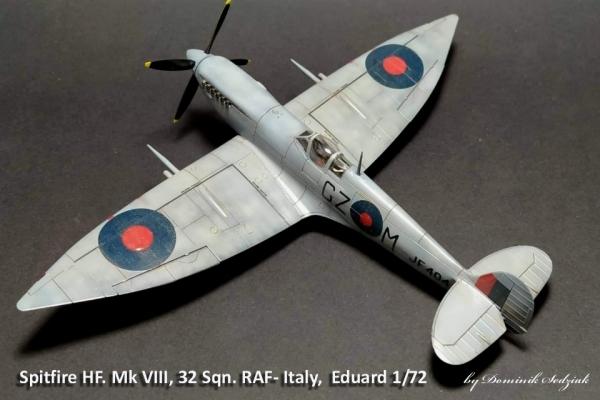 Spitfire HF.Mk VIII