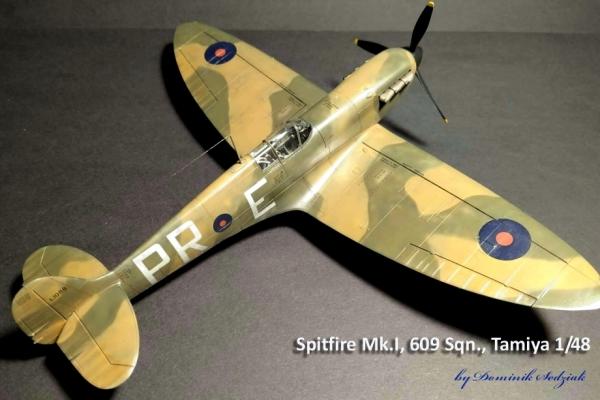 Spitfire Mk.I, 609 Sqn