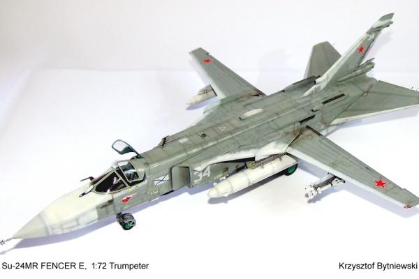 Su-24MR Fencer E