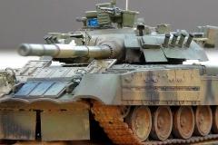 T-80U - MODELCOLLECT 1/72