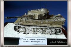 TIGER I, MICHAEL WITTMANN, 1/48
