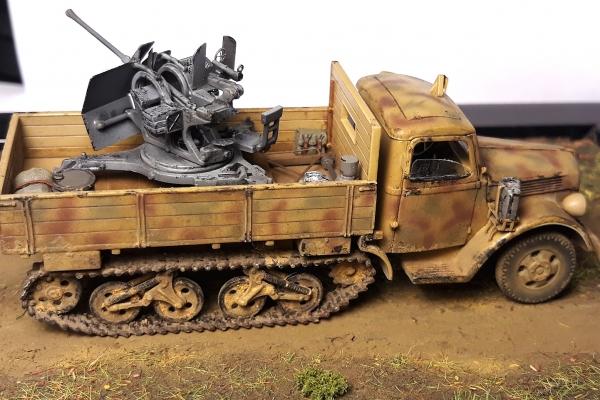 V3000SSSM Maulitler with Flack 38