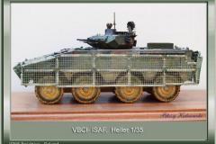 VBCI-ISAF, Heller 1/35