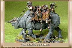Wielka Bestia z Gorgoroth