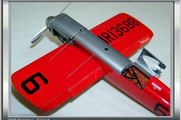Wittman D-12 BONZO