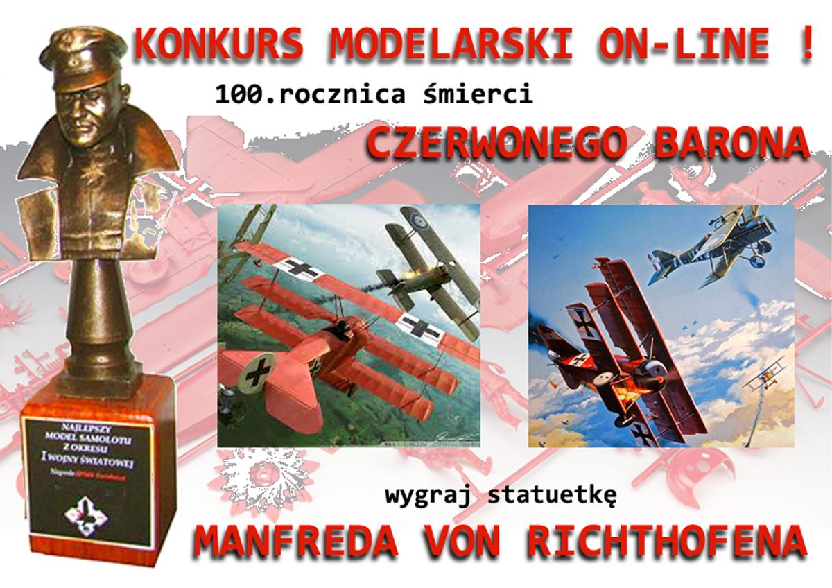 KONKURS MODELARSKI ON-LINE