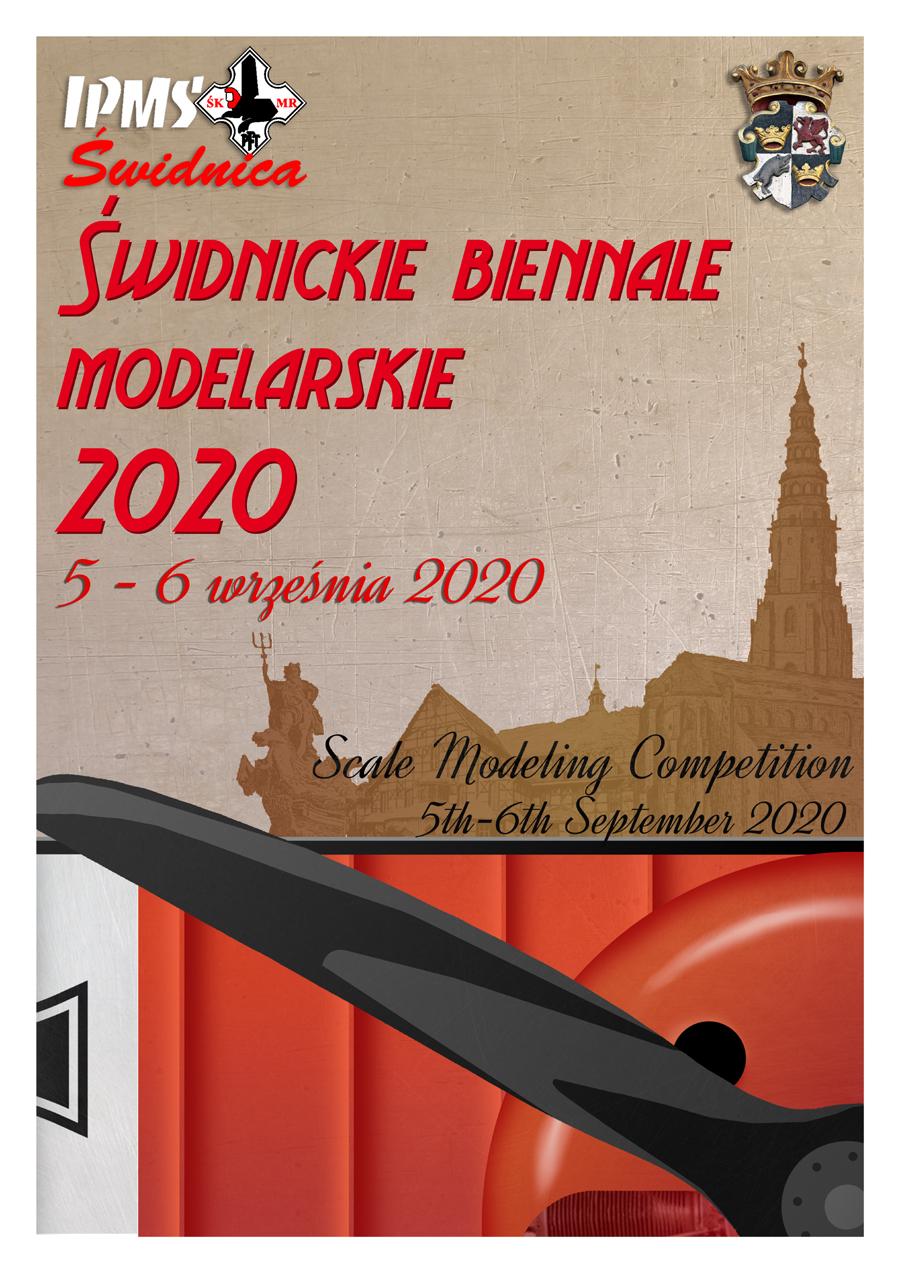ŚWIDNICKIE BIENNALE MODELARSKIE 2020