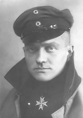 Życiorys Manfreda Von Richthofena