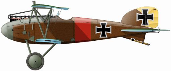 Samoloty Manfreda Von Richthofena